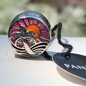 Pandora Tropical Sunset Charm